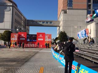 正月最初のスポーツイベント「ニューイヤー駅伝」がスタート&ゴールする群馬県庁前