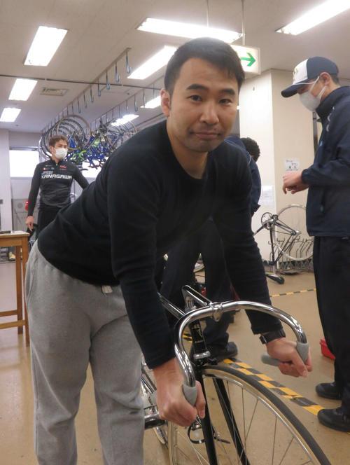 「西武園記念(G3)の中止が痛い」と言う芦沢辰弘