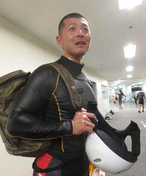 地元G1に向け、調子を上げてきた松谷秀幸