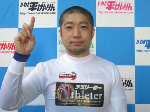 シリーズ3勝と、復活ののろしを上げた桐山敬太郎