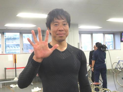 デビュー通算500勝を達成した伏見俊昭