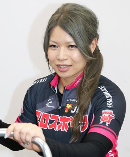 通算5度目のガルコレ制覇を狙う石井寛子