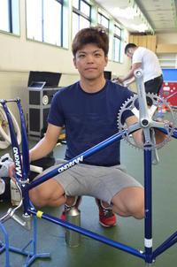 内田淳、成長目指して「実力7・ツキ3に」/佐世保 - ミッドナイト競輪 : 日刊スポーツ