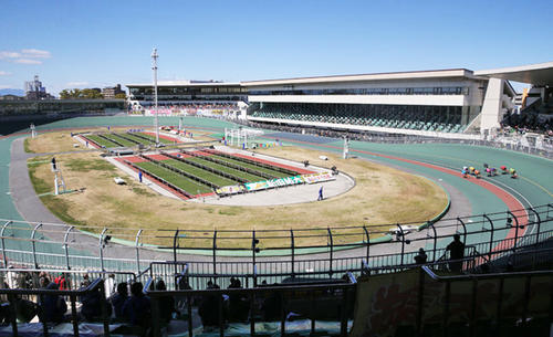 全国22場目のミッドナイト競輪を新設する名古屋競輪場