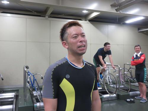 末木浩二の番手から優勝を狙う高橋広大