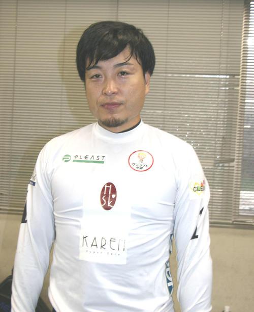 予選1Rはベテランの藤田剣次が貫禄を見せつけた