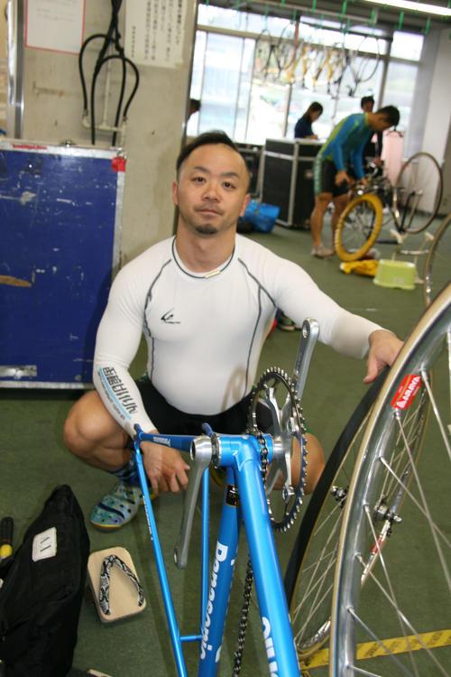 予選2Rはで痛快まくりを決めた森田康嗣