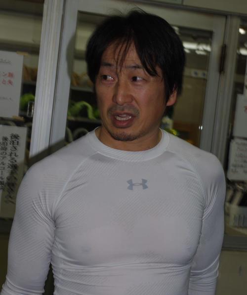 4Rで3番手から強襲した塚本貴雄