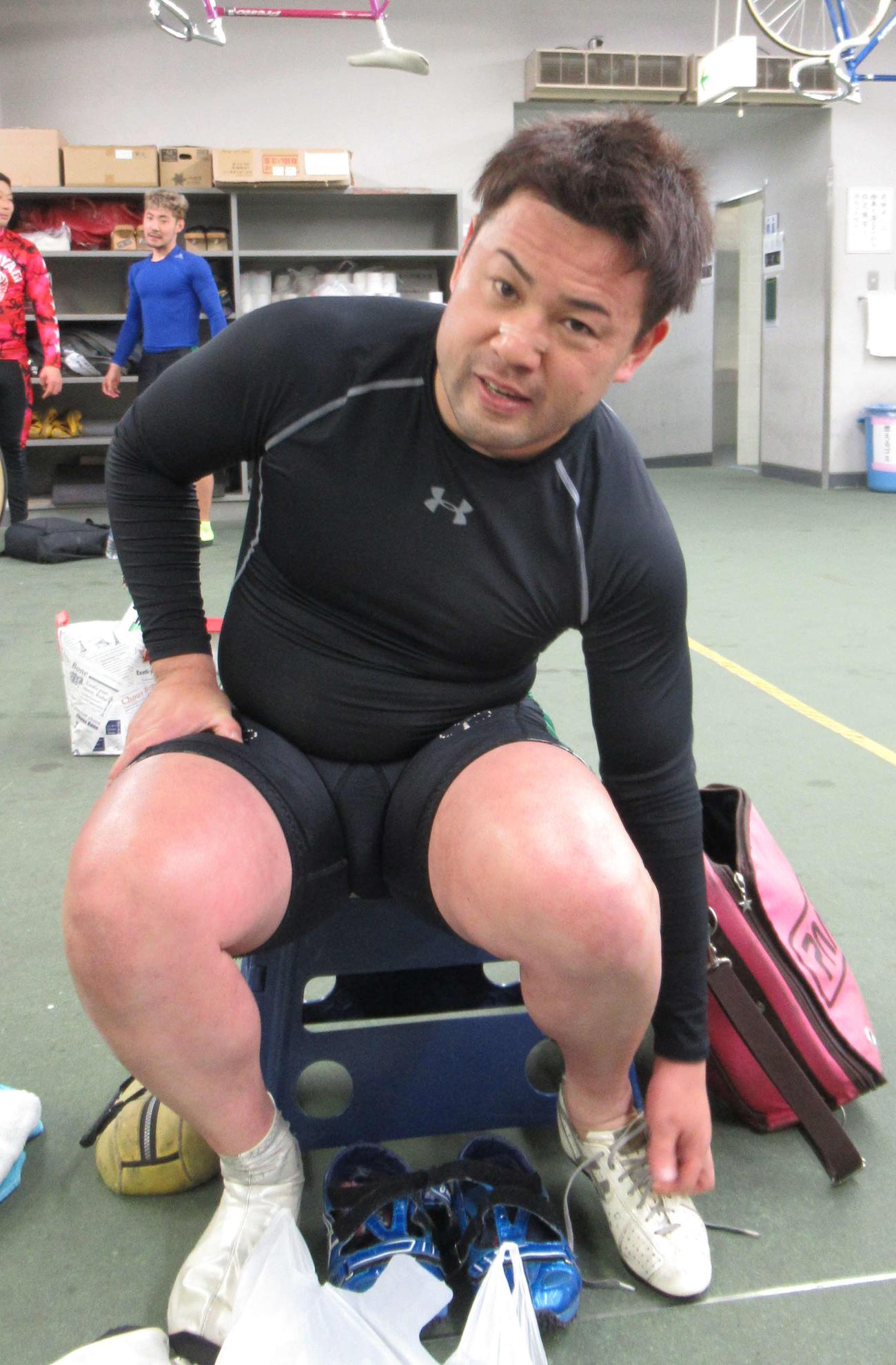 橋本勝弘が絶好番手から2カ月ぶりの勝利(撮影・山田敏明)