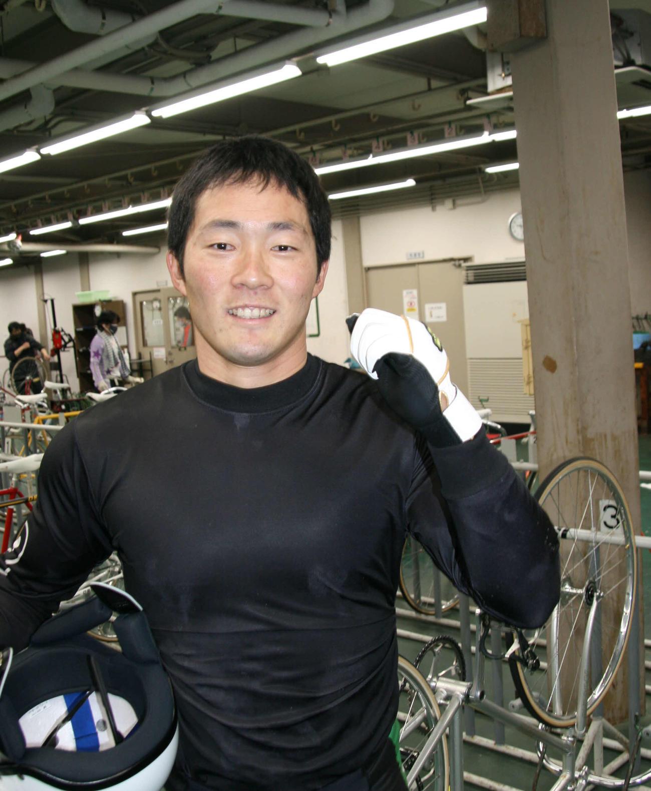 準決を4車身差の圧勝で突破した林敬宏
