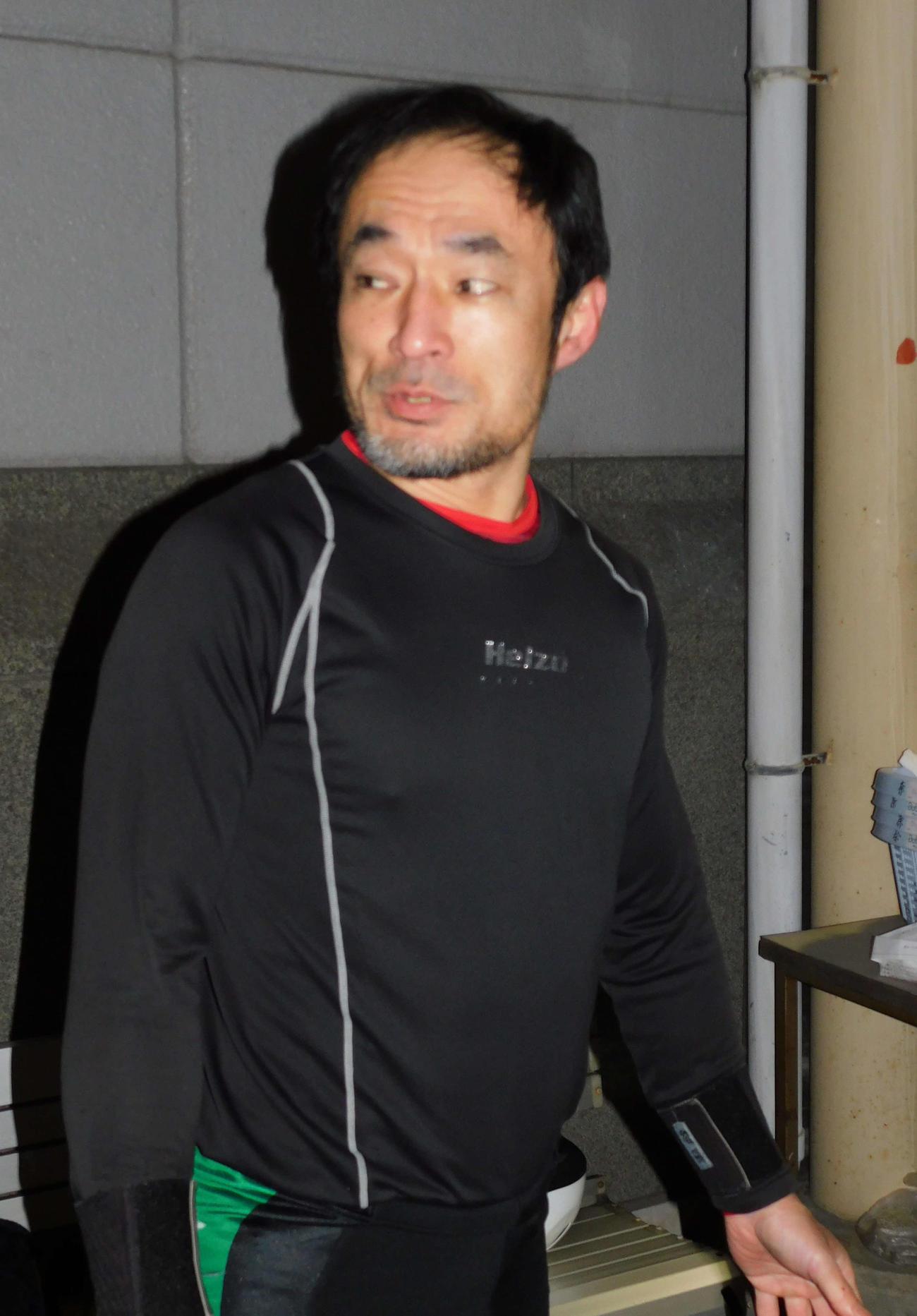 3連単11万円オーバーの好配当を演出した内村哲也