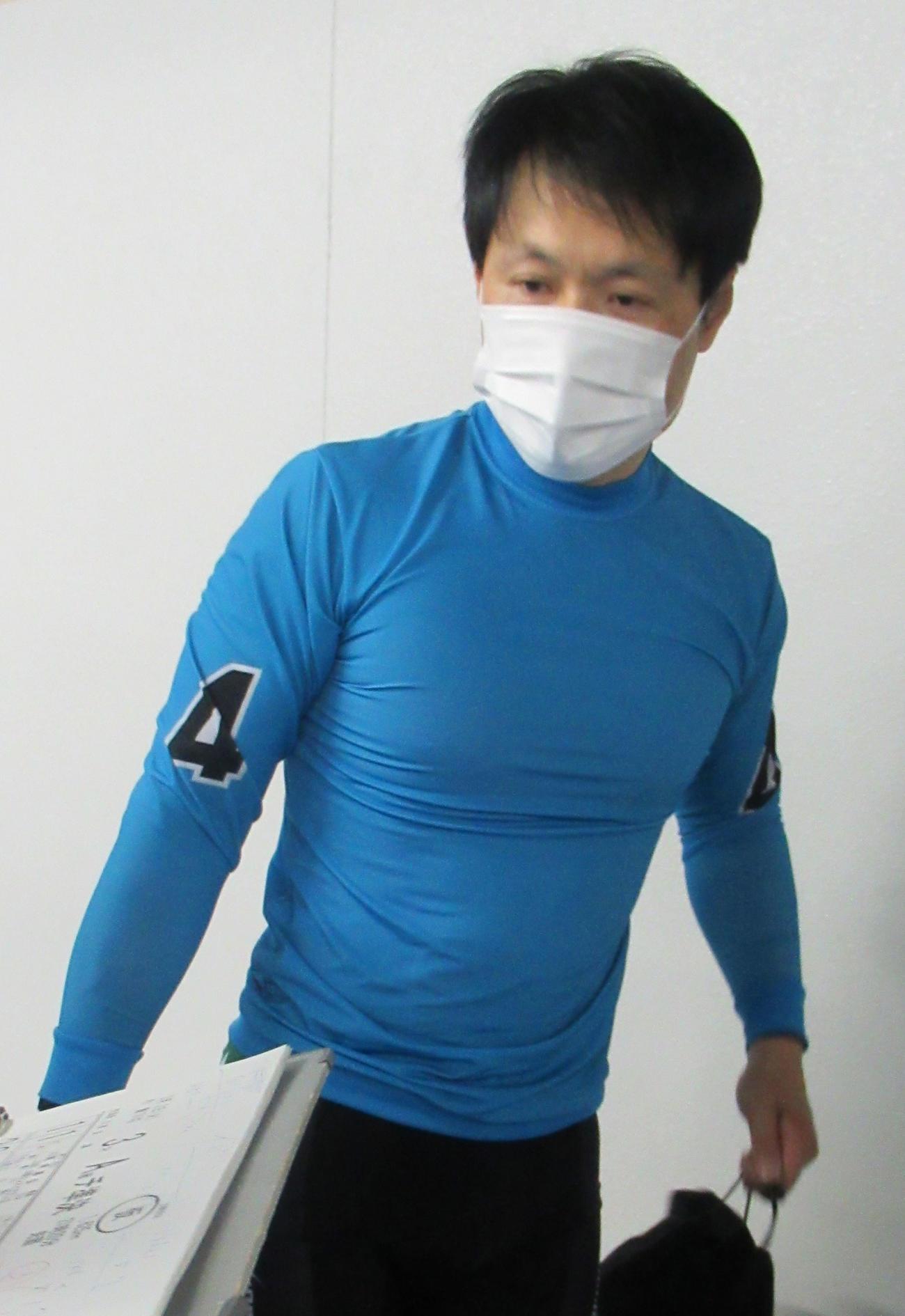 久しぶりの1着で準決をクリアした乙川高徳