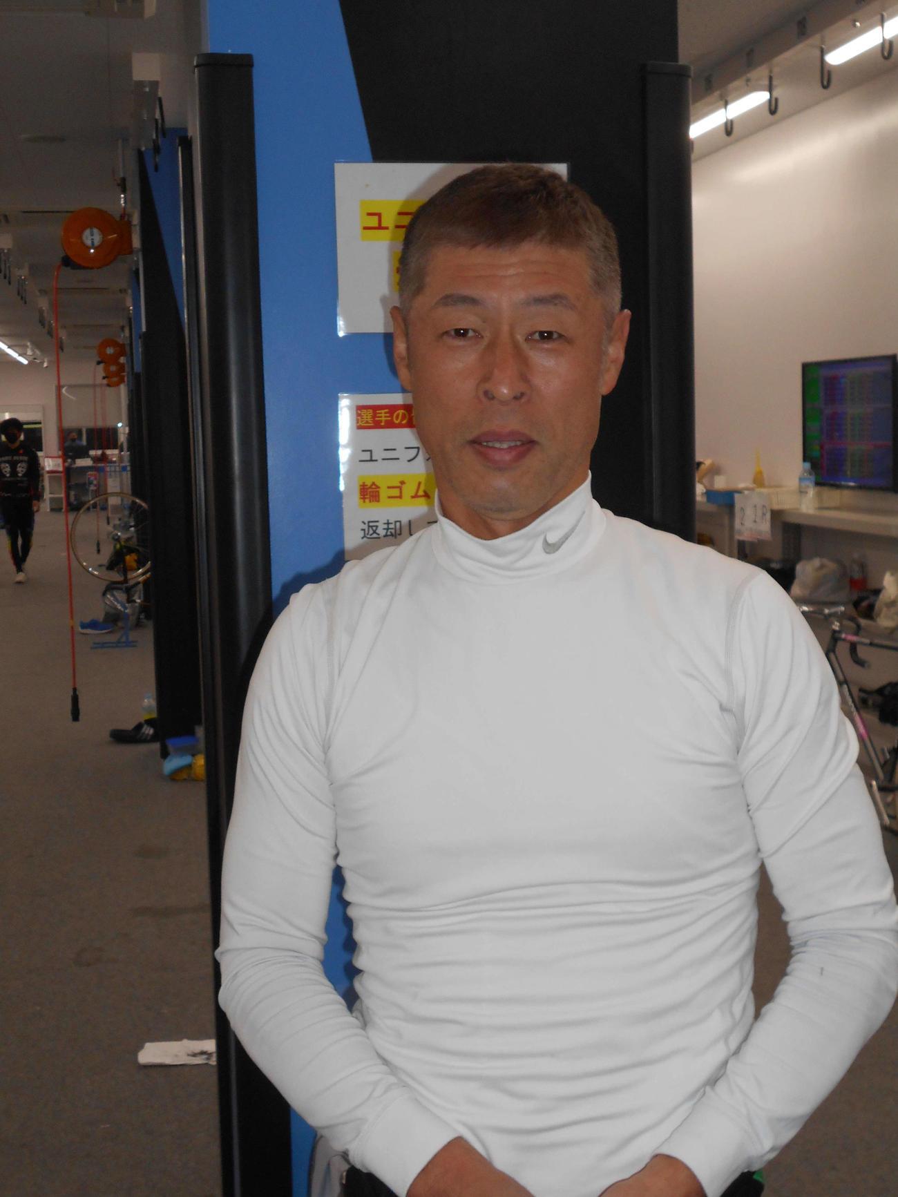 今年3勝目を挙げた本田博