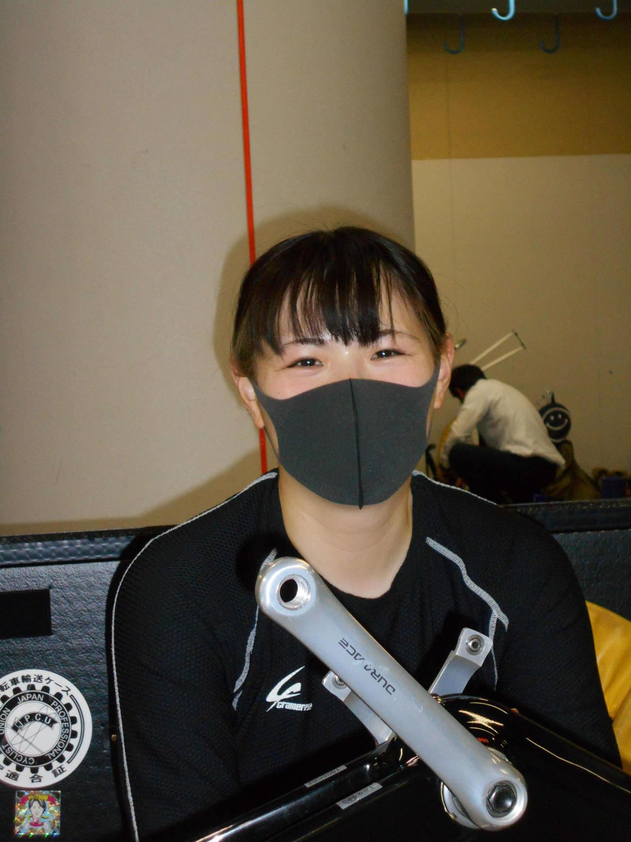 番手まくりで押し切った細田愛未