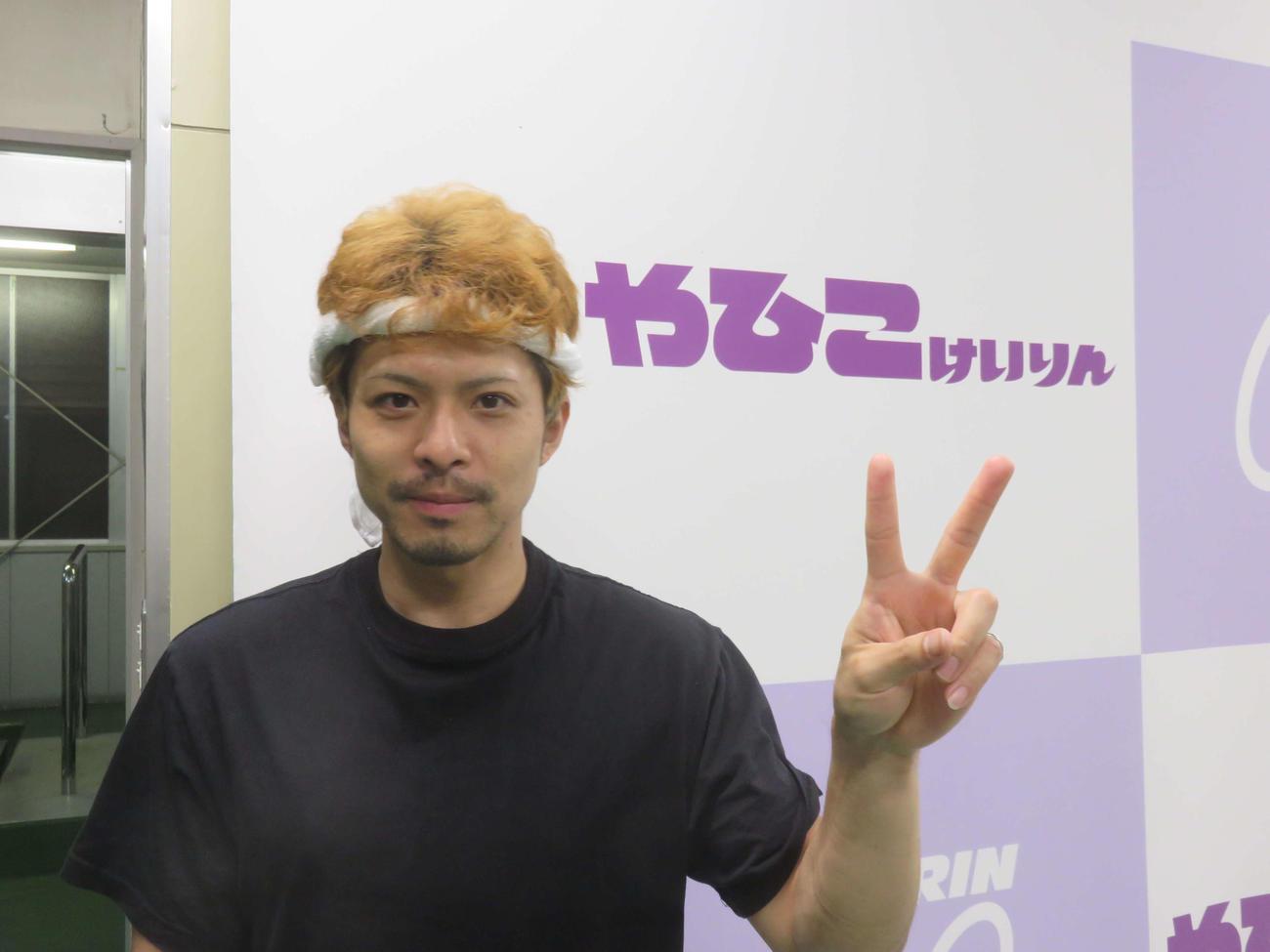 節目の200勝を達成した長井優斗