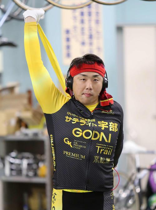 ヤマコウと本紙栗田はG1初戴冠を狙う清水裕友を本命に推した(撮影・鈴木正人)