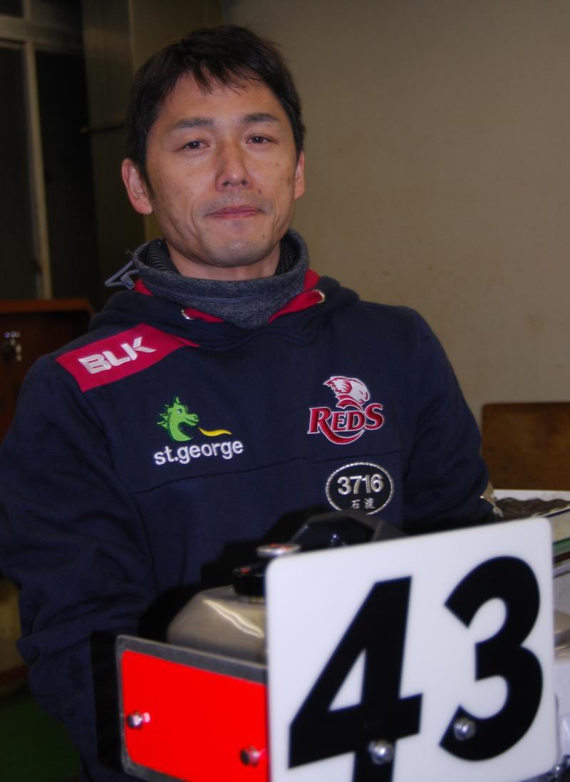nikkansport.com @ mobile石渡鉄兵がオール2連対でVロードを快走/丸亀