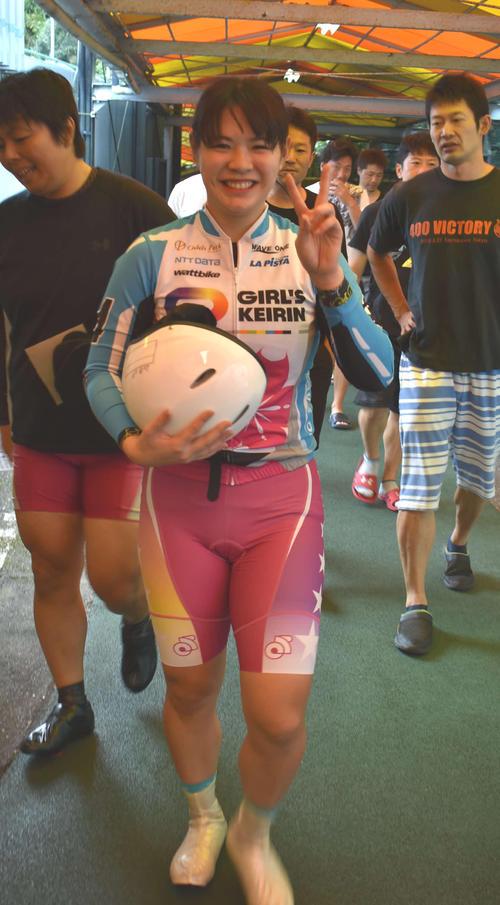 ガールズケイリン(女子競輪)選手 [無断転載禁止]©bbspink.comYouTube動画>14本 ->画像>312枚