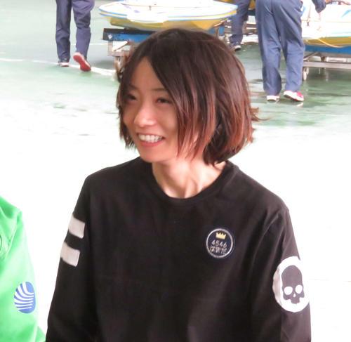 浜田亜理沙が2日目連勝でシリーズリーダーに躍り出た