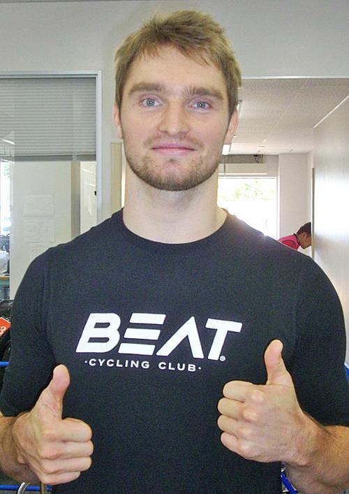 世界選手権・金メダリストとして優勝は譲れないマティエス・ブフリ