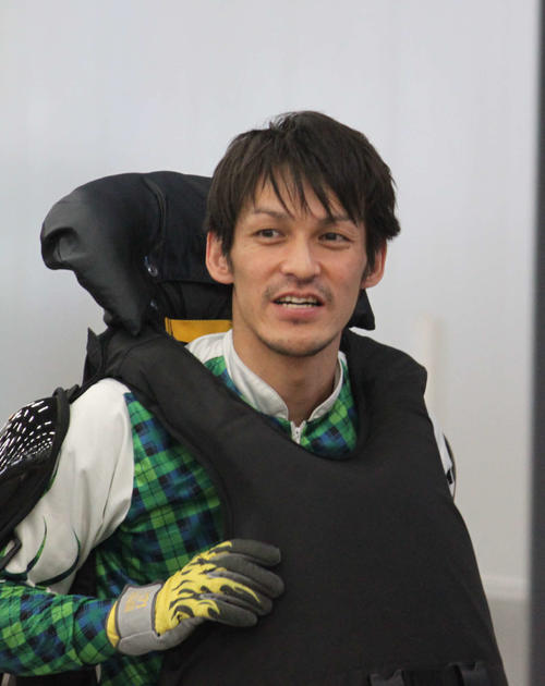 前検で好感触だった榎幸司が初日連勝発進を目指す