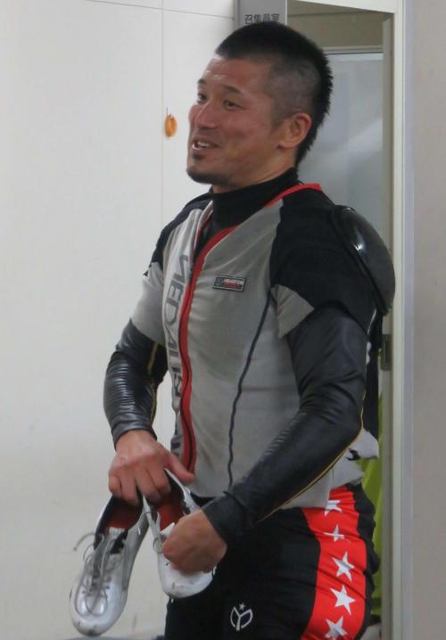 大好きな函館で半年ぶり、今年2勝目を挙げた白戸淳太郎