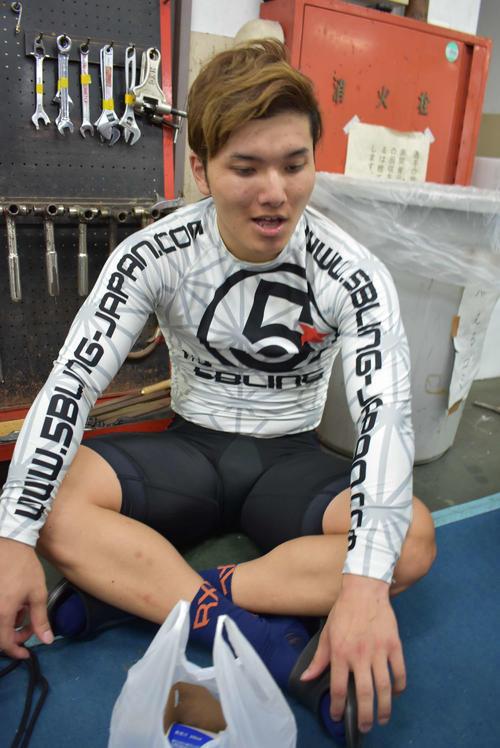 鮮烈なグレードレースデビューを飾った嵯峨昇喜郎
