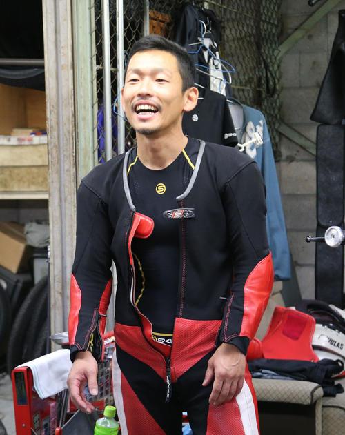 中村雅人(撮影・梅根麻紀)
