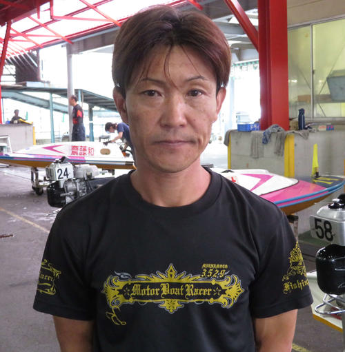 松本勝也が乗り心地を合わせて優出を狙う