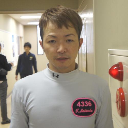 松田竜馬が2節連続優勝へ逃走を図る