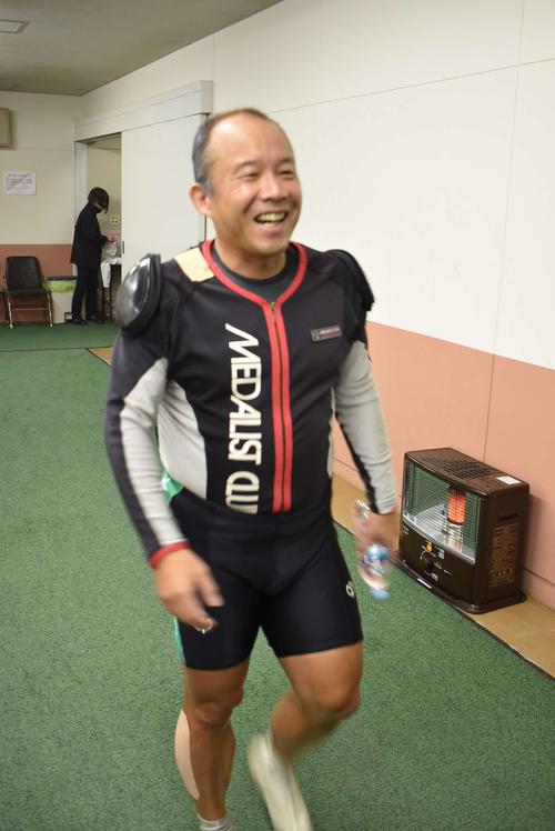 ベテラン藤本辰次がオープニングレースで高配当を演出(撮影・松井律)