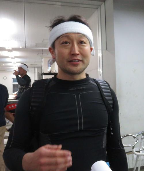 中村浩士が目標にした吉田敏洋をたたえる