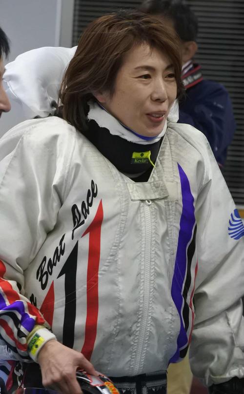 田口節子の出足が強力だ。今年4回目の優勝は譲れない