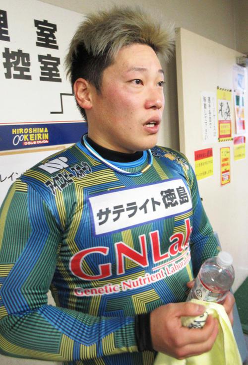準決を豪快な7番手まくりで制した原田研太朗