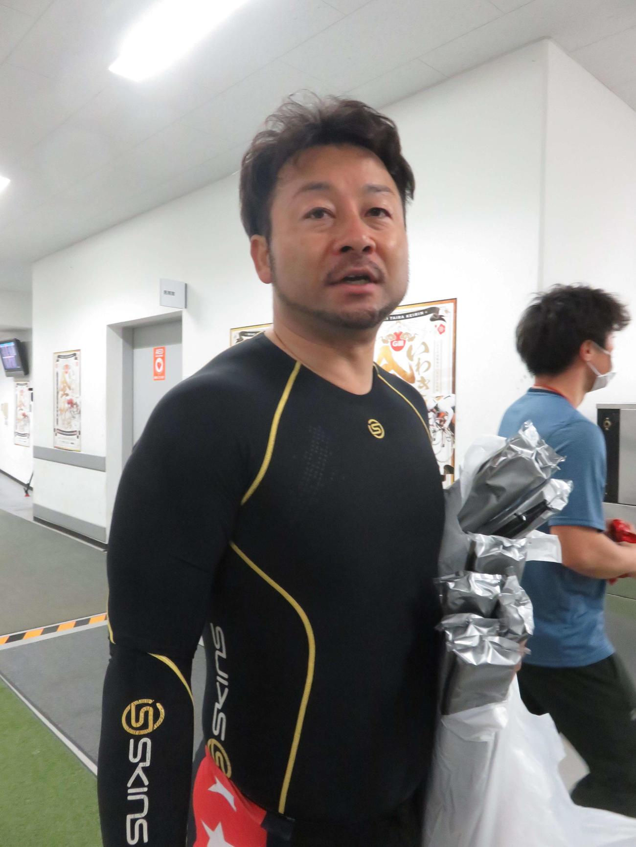 今シリーズ初勝利を挙げた山崎芳仁が4度目の地元G3Vを狙う