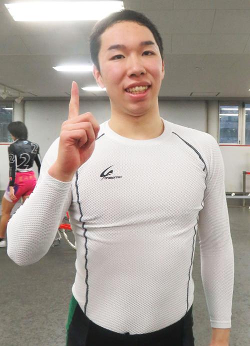 デビューからの連勝を4に伸ばした菊池岳仁