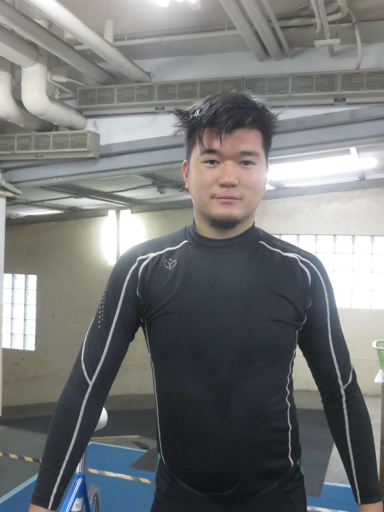 松坂侑亮が同期対決を制して特昇を決める