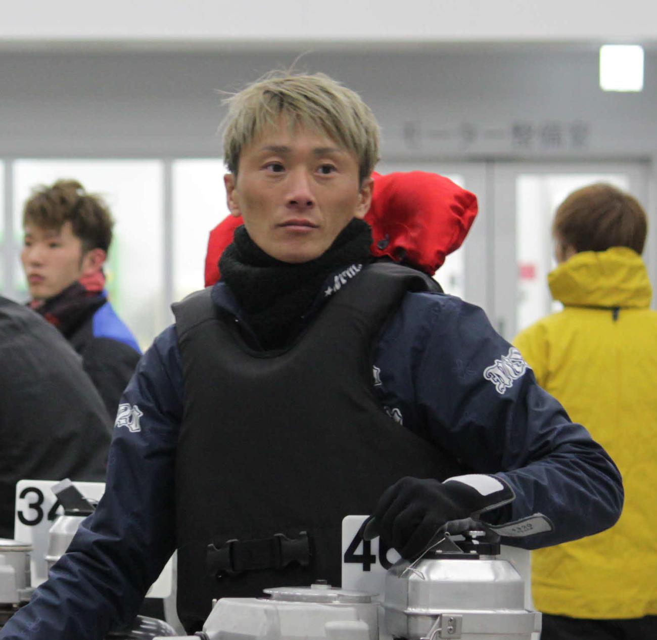 峰竜太が初日の8、12Rで連勝発進を狙う