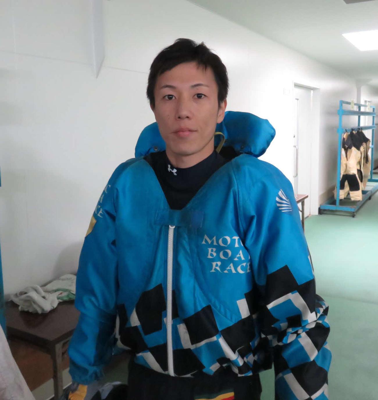 谷野錬志(2018年1月27日撮影)