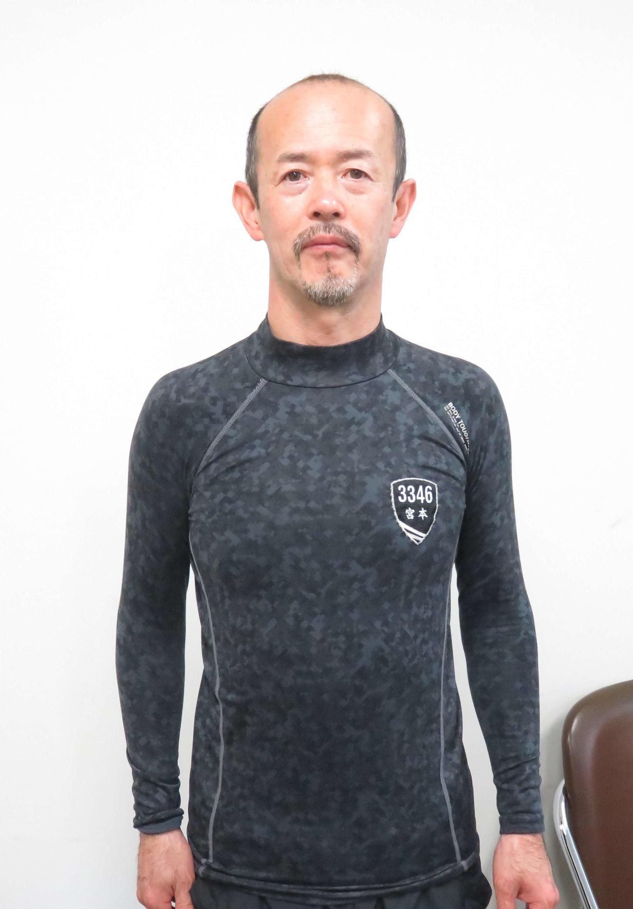 宮本裕之がエース機パワーで、約14年8カ月ぶりの優勝に王手!(撮影・中川純)