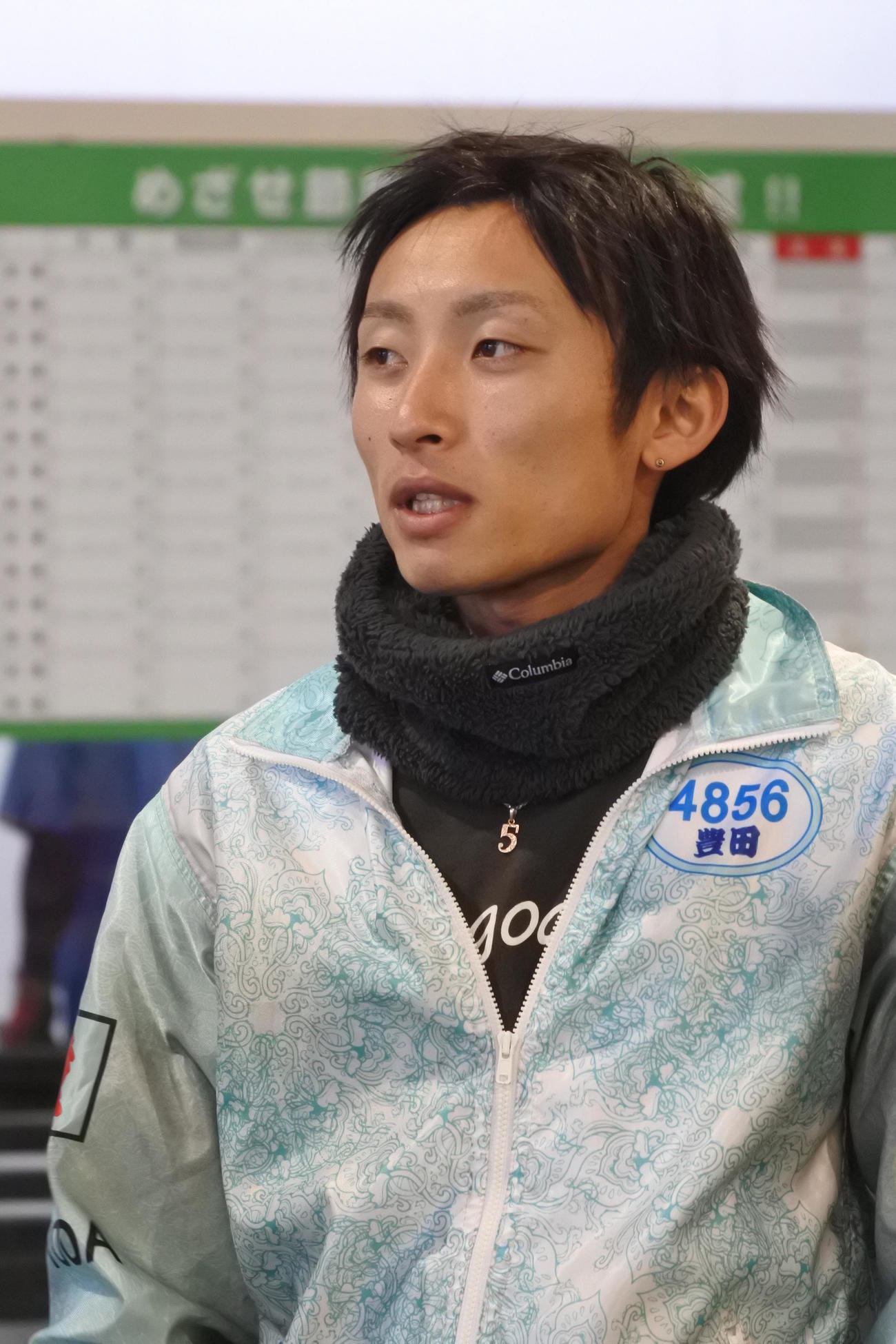 豊田健士郎がオール2連対をキープし、堂々の予選トップ通過を決めた