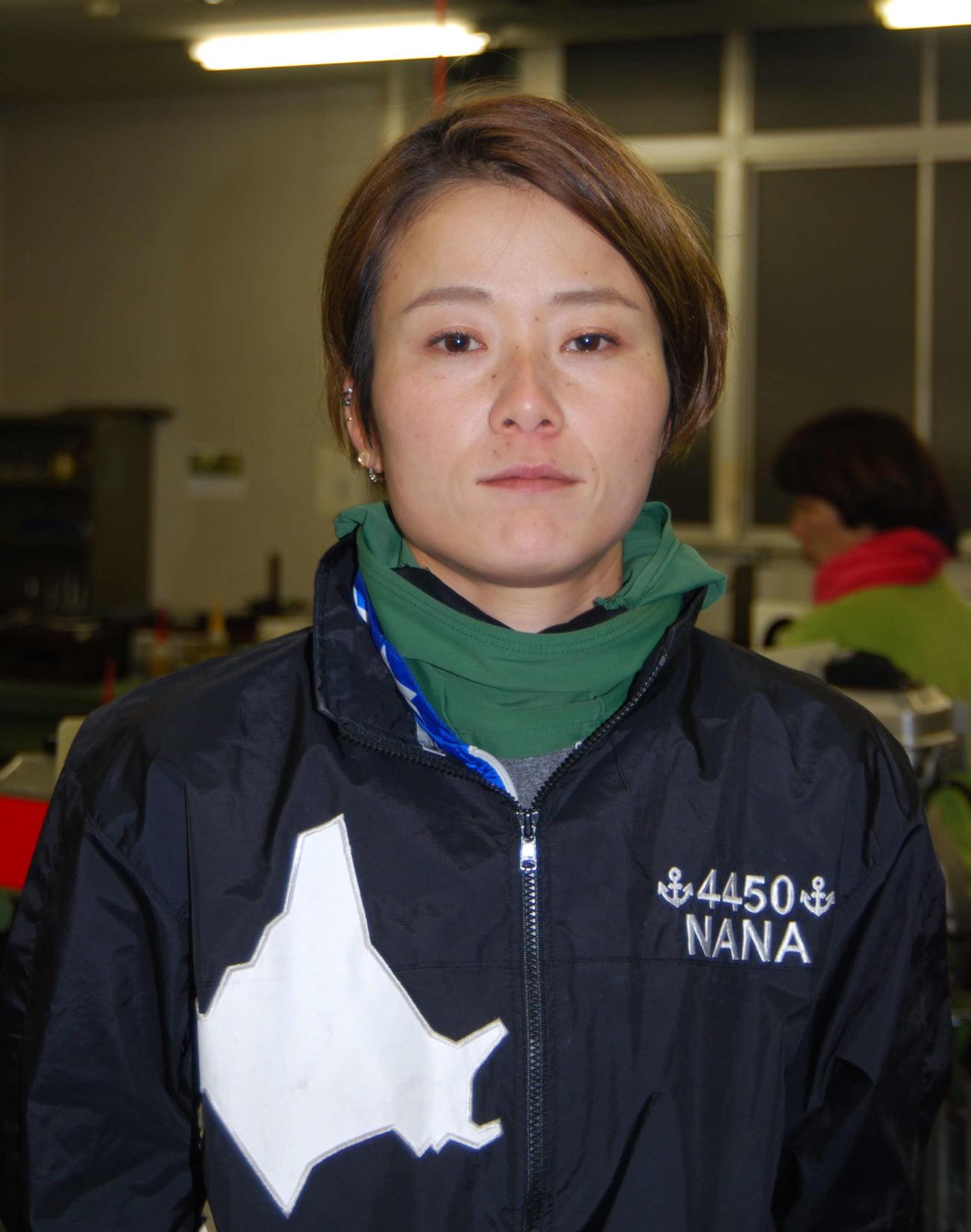 予選を6位通過し準優11R・2枠から優出を狙う平高奈菜(撮影・神田成史)