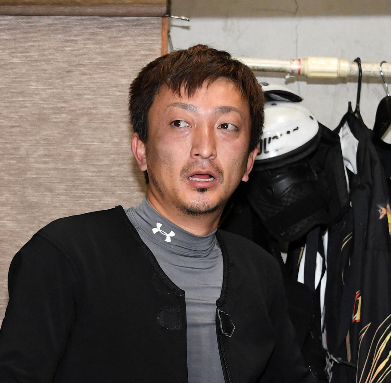 3着に終わった荒尾聡(撮影・今浪浩三)