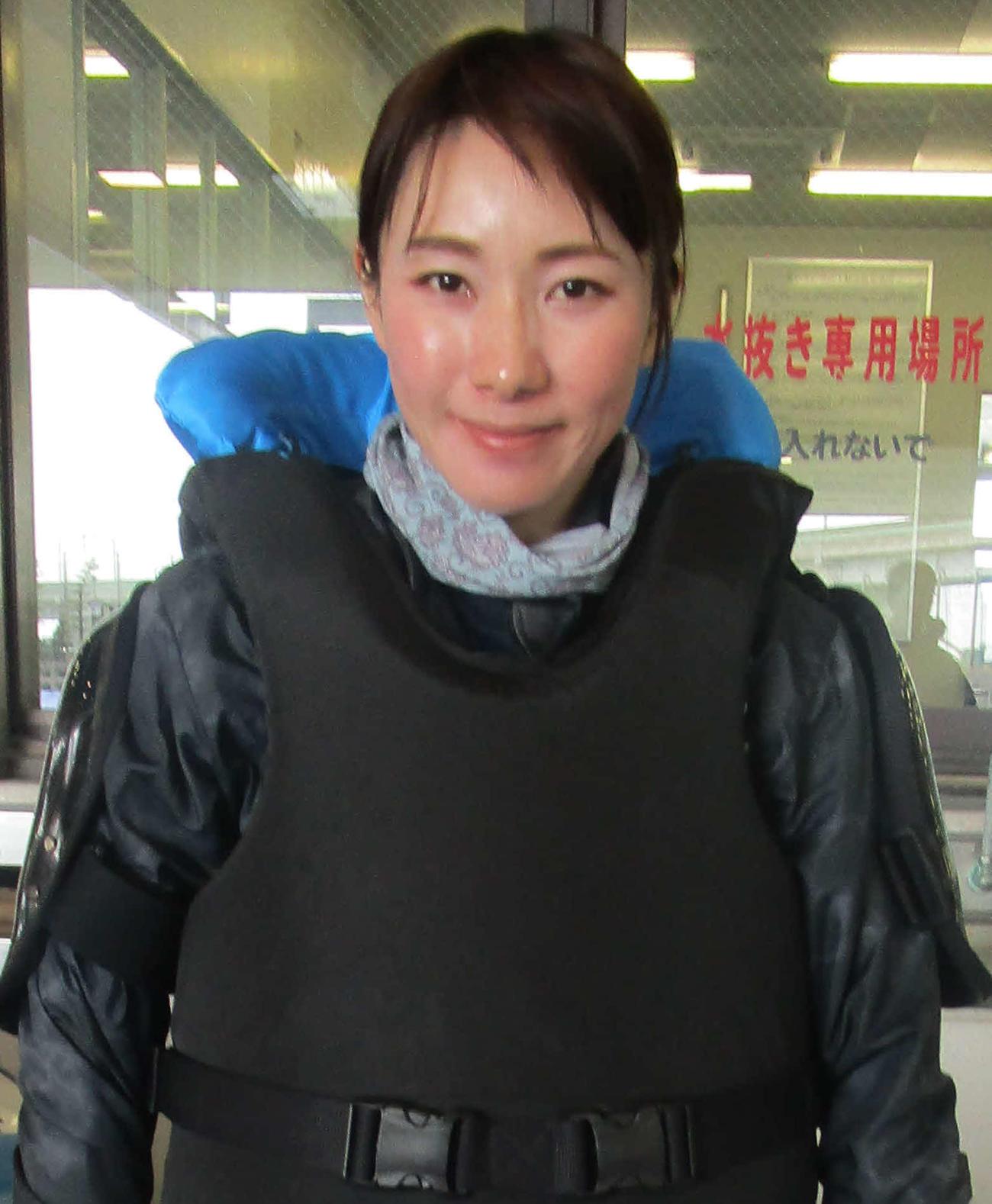 準優11R、2枠の魚谷香織が機力を安定させて優出を狙う
