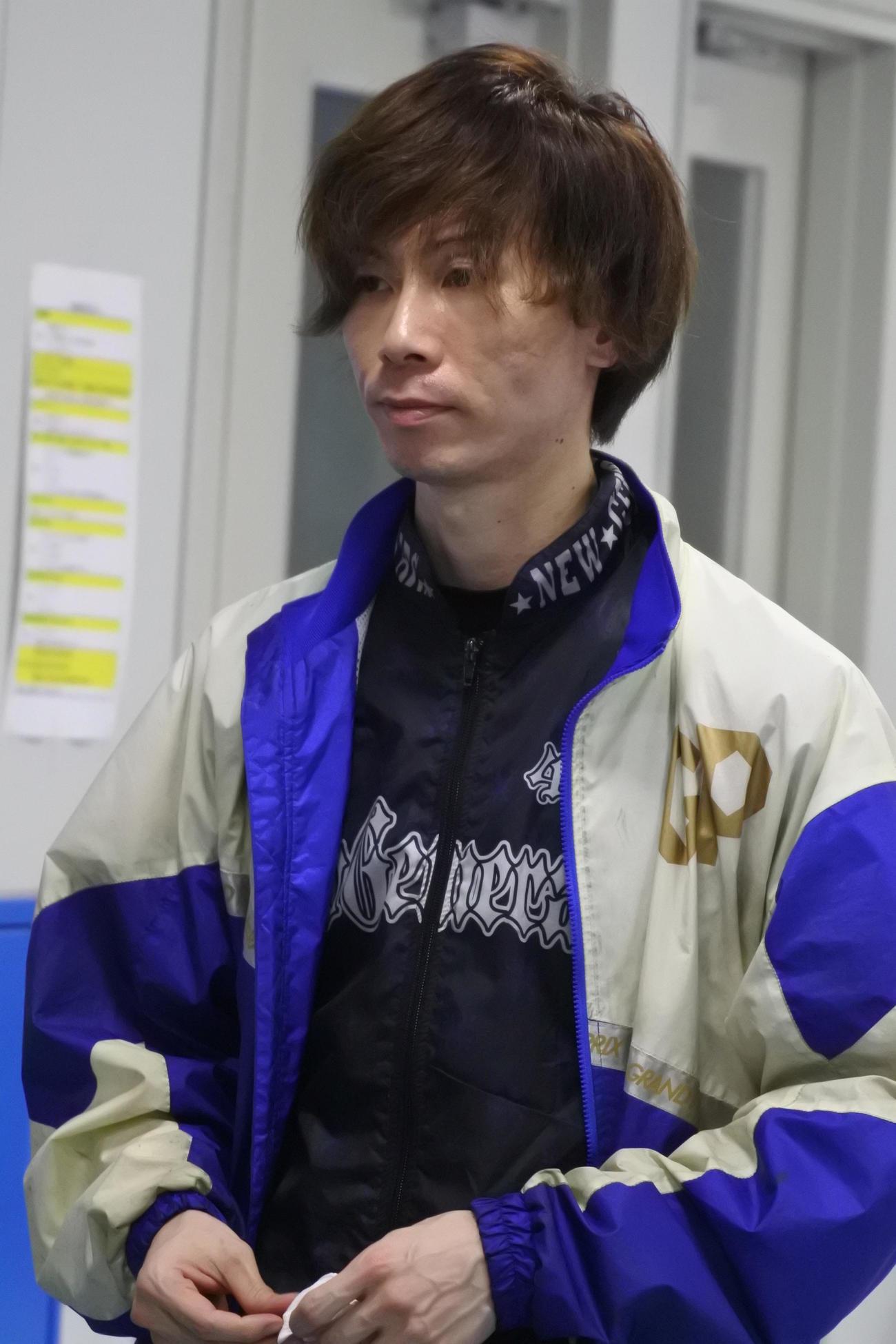 岡崎恭裕が今年初Vに燃える(撮影・川尻将志)