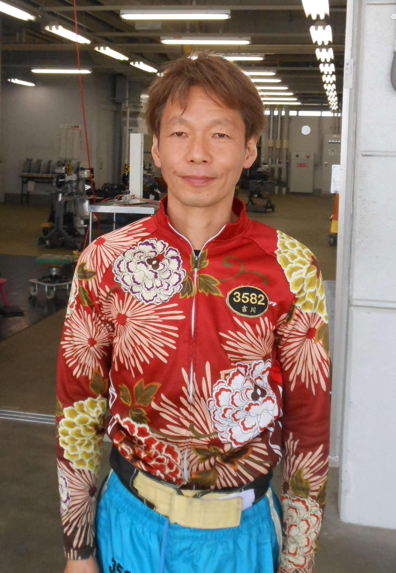 地元の総大将吉川昭男が好調の滋賀支部パワーを見せつける