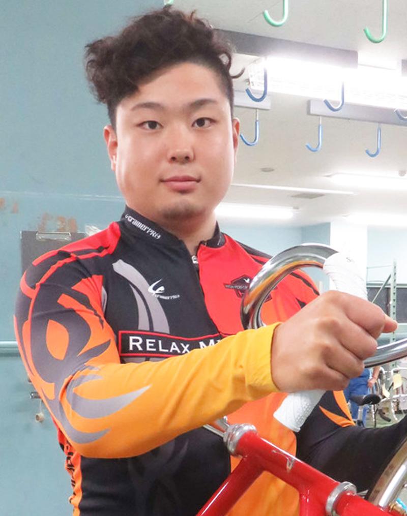 今年2度目の優勝を狙う高橋晋也