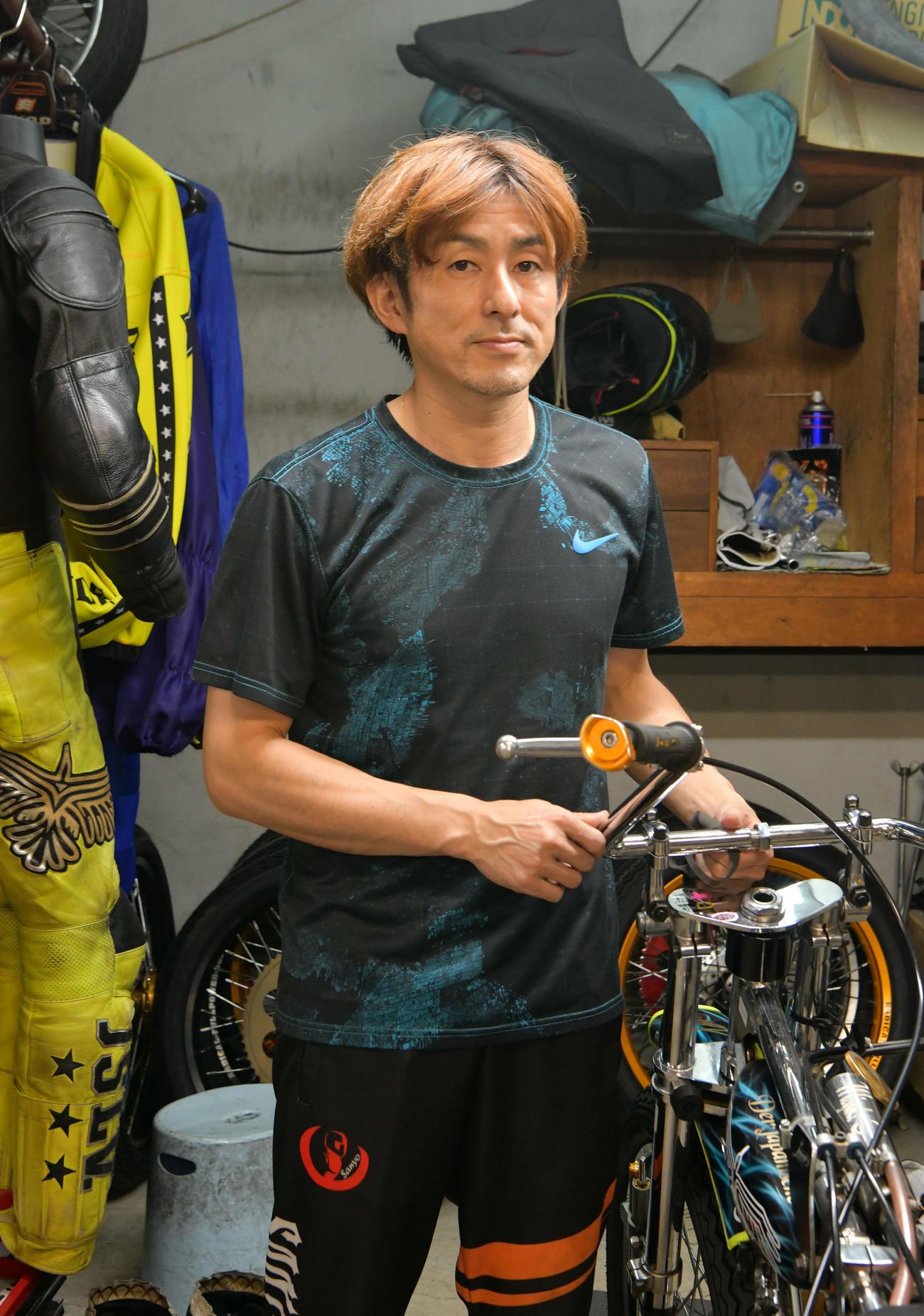 準々決勝を勝利して好感触の松尾啓史