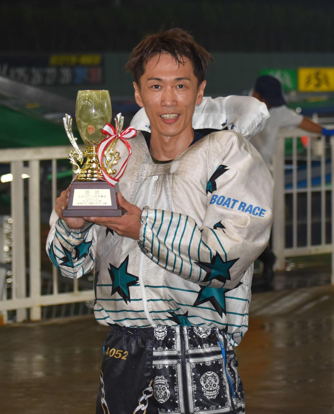強烈な出足を生かして前節から連続優勝を決めた興津藍