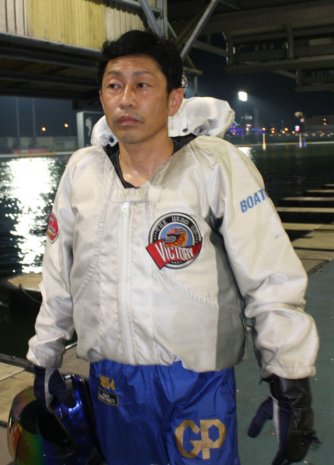 今年3回目の優勝へ王手をかけた吉川元浩(撮影・安井雅彦)